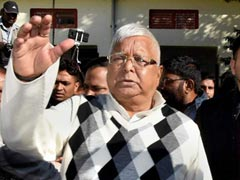 Lalu Yadav In Jail, His Son Takes A Swipe At BJP, Nitish Kumar Ties