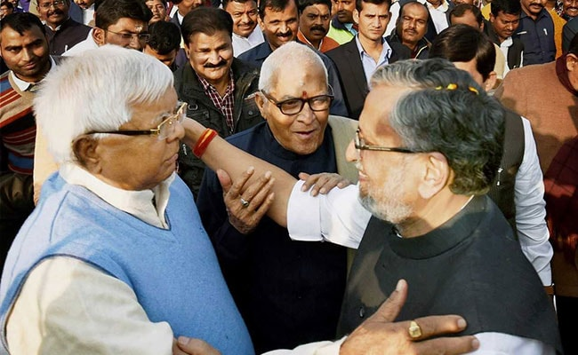Sushil Modi, Who Was Threatened By Lalu's Son, Now Bride-Hunting For Him