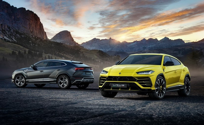 The Lamborghini Urus will be launched in India on January 11