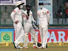 Delhi Test, Day 2: Sri Lanka Players Complain About Pollution, Board Asks BCCI To Explain