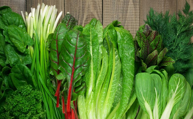 leafy greens are rich sources of calcium