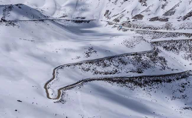 Government's Nod To Rs 6,809 Crore Tunnel That Will Connect Leh All Year