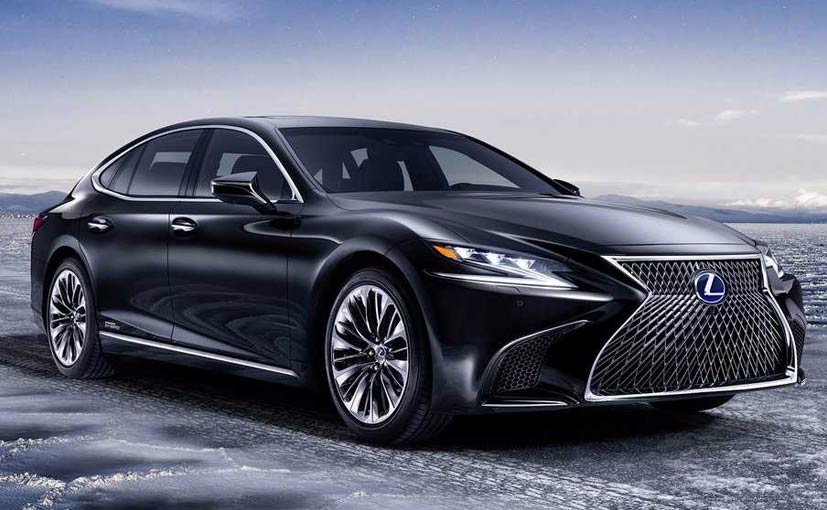 Lexus LS 500h: All You Need To Know