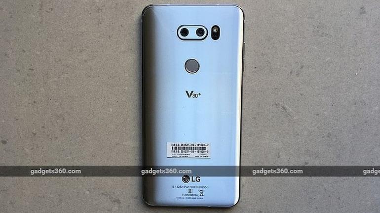 LG V30+ की बिक्री भारत में शुरू, इसमें है फुलविज़न डिस्प्ले और दो रियर कैमरे