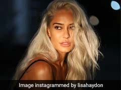 Lisa Haydon's New Look: 'Old Ghost,' Someone Said On The Internet