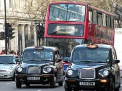 London's Iconic Black Cabs Go Electric
