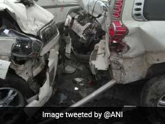 Car Pile-Up On Lucknow-Agra Expressway; Over Dozen Injured