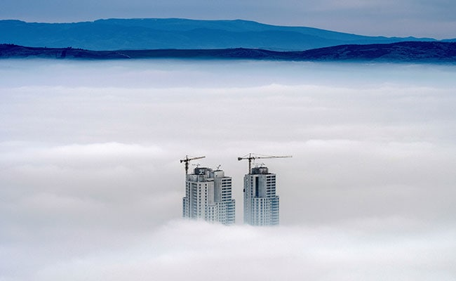Pollution Grips Macedonia's Capital