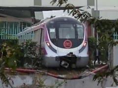 दिल्ली मेट्रो : मजेन्टा लाइन पर ट्रायल के दौरान दीवार तोड़कर निकली ड्राइवर लेस ट्रेन, पीएम मोदी करने वाले हैं उद्घाटन