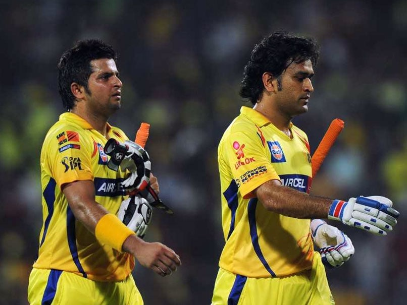 Chennai Super Kings Set To Retain MS Dhoni, Suresh Raina And Ravindra Jadeja