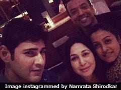 Mahesh Babu's Vacation Pics With Family, Shared By Wife Namrata Shirodkar