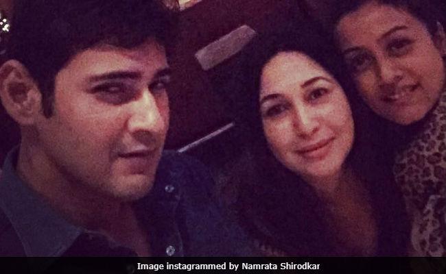 Mahesh Babu's Vacation Pics With Family, Shared By Wife