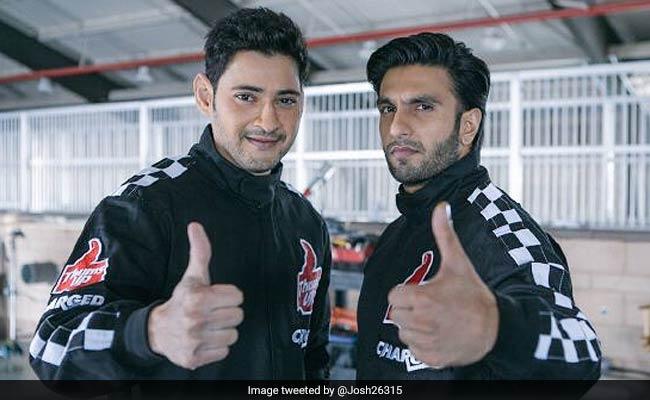 रणवीर ने साउथ के सुपरस्टार के साथ मिलकर सलमान खान को किया बाहर, आया ये VIDEO