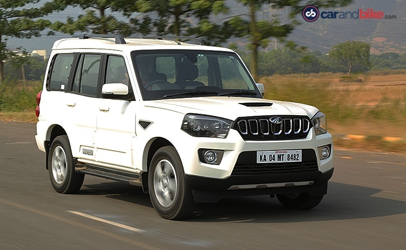 mahindra scorpio facelift performance