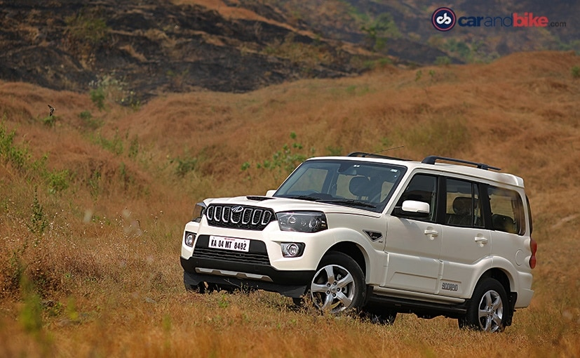 2017 Mahindra Scorpio facelift gets a more powerful engine and a new 6-speed gearbox