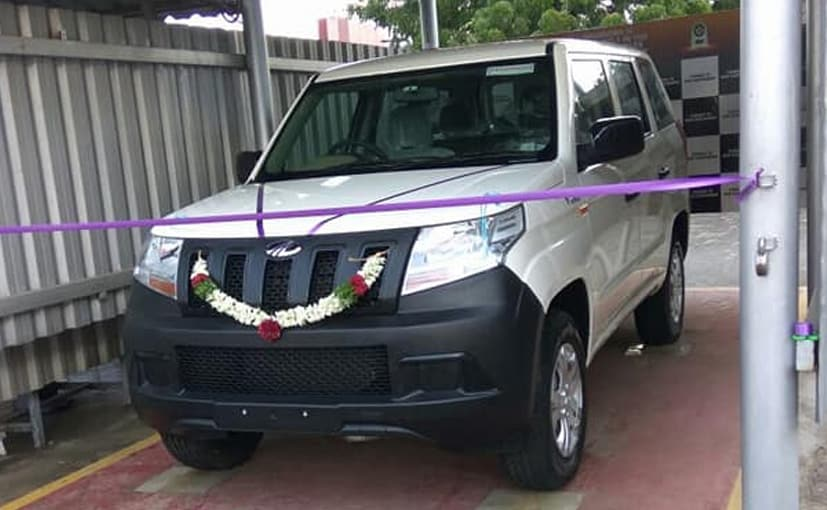 mahindra tuv300 plus customer