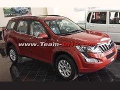Mahindra XUV500 Petrol Launched In Qatar; Engine Pics Surface