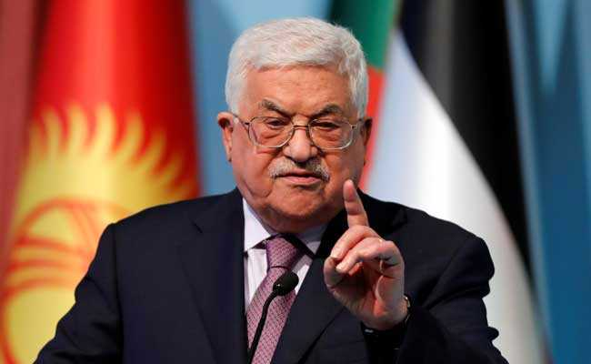 Will Go To Security Council Over Full UN Membership: Palestinian President Mahmoud Abbas