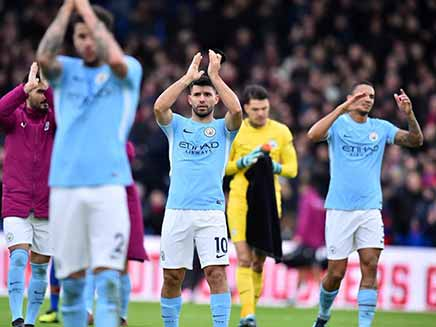 Manchester City Bearing Down On Title As Premier League Returns