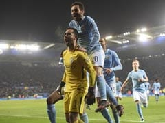 Manchester City Join Arsenal In League Cup Semis After Penalty Drama