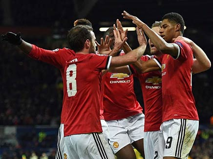 Manchester United Secure Champions League Passage as Bayern Munich Down PSG