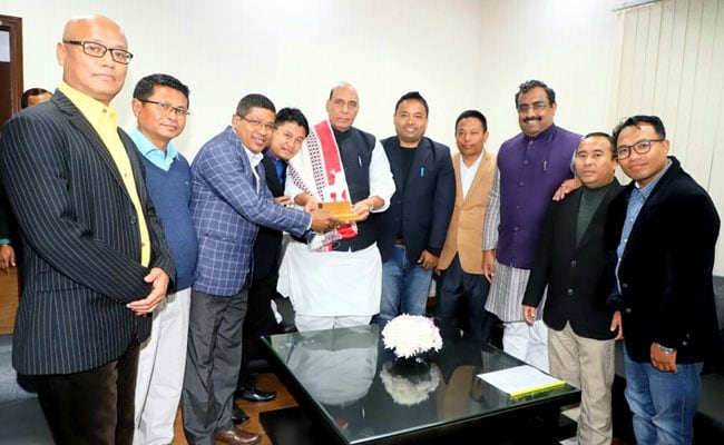 Manipur Groups To Meet PM Modi Over Naga Peace Accord