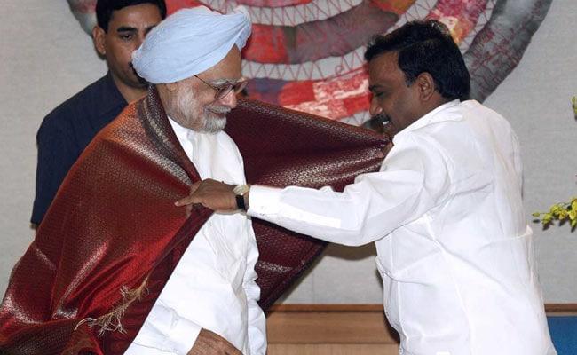 manmohan singh a raja ndtv