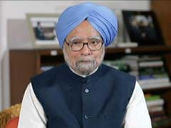 An Awkward Handshake, Manmohan Singh's Video Message, Amit Shah's Counter