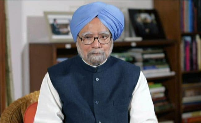 At Top Congress Meet, Dr Manmohan Singh's Diagnosis Of Gujarat Results
