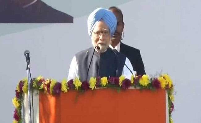 Congress President Rahul Gandhi Will Sustain Politics Of Hope: Manmohan Singh