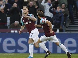 Premier League: Marko Arnautovic Helps West Ham Strike Hammer Blow To Chelsea Title Bid