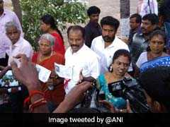 DMK's Candidate In Chennai's RK Nagar By-Polls Is A Local Resident