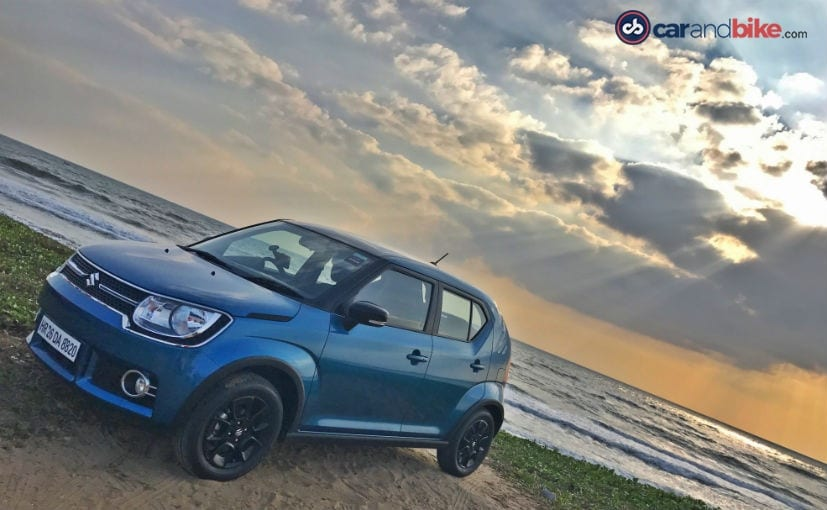 maruti suzuki ignis hatchback of the year