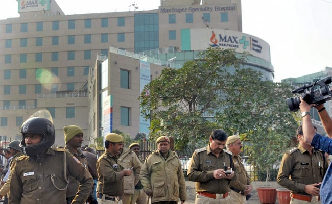 Cops Seek Delhi Medical Association Opinion On Max Hospital Case