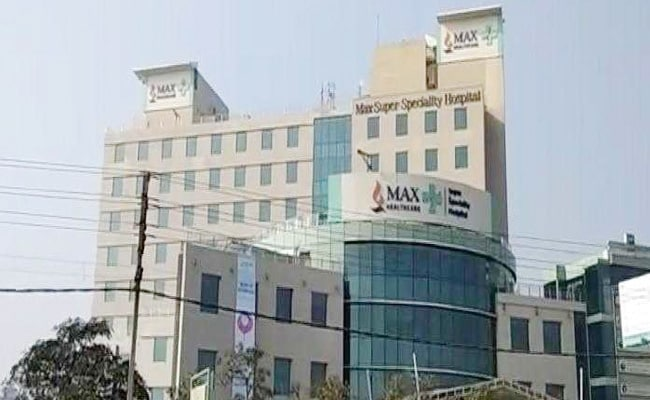 Delhi's Max Hospital Which Declared Newborn As Dead Gets Notice From Police