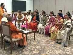 यूपी से जीत कर आए भाजपा के मेयर गुजरात में पीएम मोदी के 'विकास मॉडल' का करेंगे प्रचार