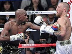 Floyd Mayweather-Conor McGregor Fight Second Richest Ever
