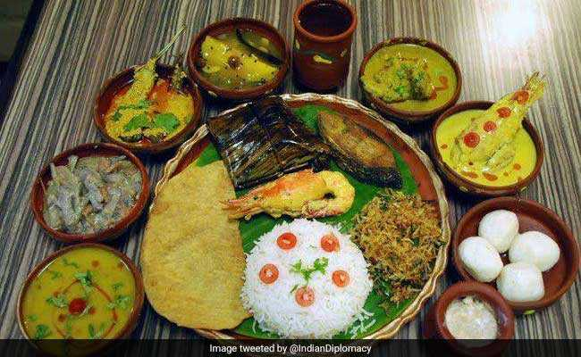 India's Food Diversity In 29 Pictures
