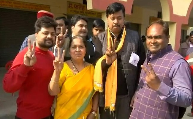 Lucky Draw Settles BJP-Congress Tie In Civic Body In Mathura, UP