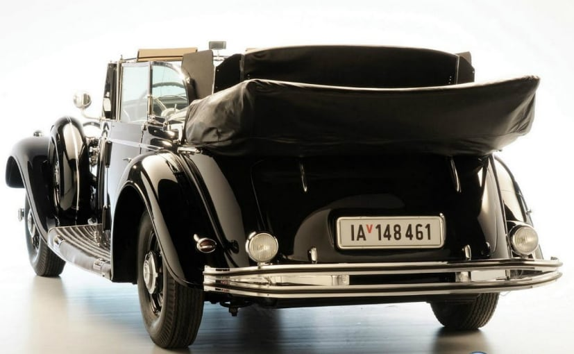mercedes 770k grosser owned by hitler