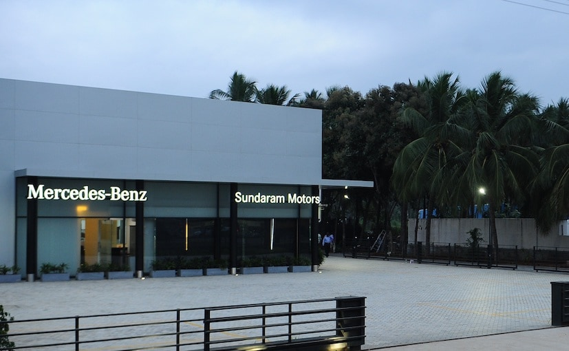 Mercedes benz expands presence in south india with 3 new for Mercedes benz of salem