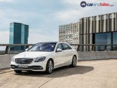 Mercedes-Benz S-Class Facelift Launch Date Announced