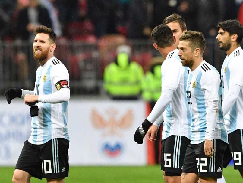 FIFA World Cup 2018: Russia Is The Last Opportunity To Lift Title, Says Lionel Messi