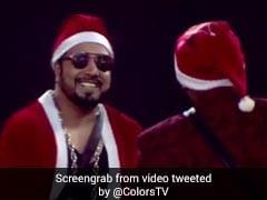 Bigg Boss 11: क्रिसमस पर मीका सिंह बने Santa, घरवालों को दिया यह टास्क