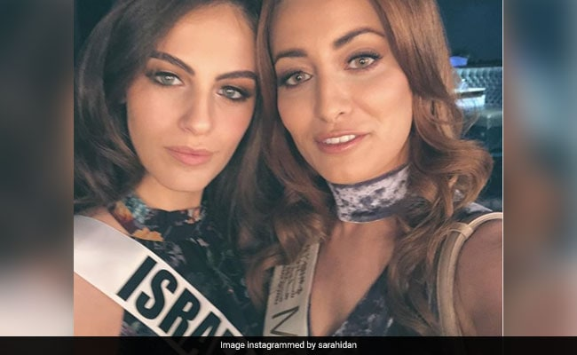 Miss Iraq's Family Forced To Flee Country After Selfie With Miss Israel