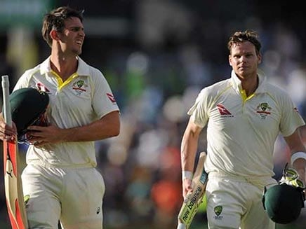 The Ashes: England Hopes Fade As Steve Smith, Mitchell Marsh Put Attack To Sword