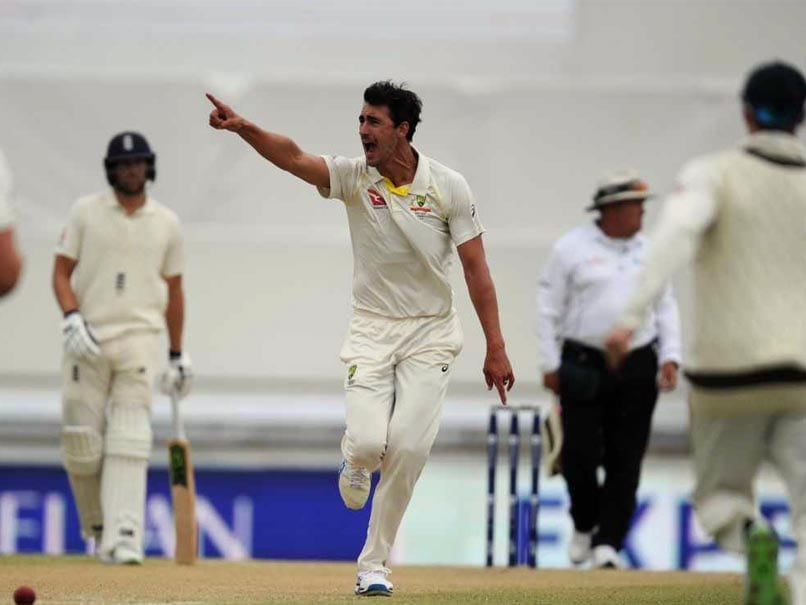 Ashes 2017, 3rd Test Day 4: Mitchell Starc