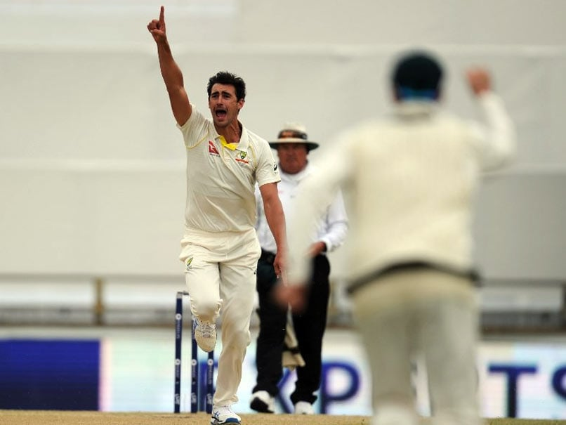 Mitchell Starc Doubt For Boxing Day Test But Cleared Of Serious Injury