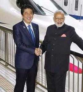Bullet Train Plans Thwart 'Make In India', Japan Firms To Benefit: Report