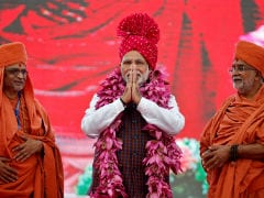 Modi Wave 3.0? Early Leads Show BJP Ahead In Gujarat: 10 Points
